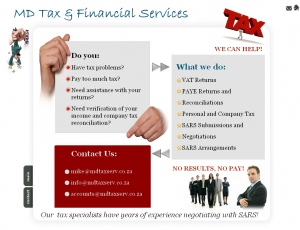 MD Tax & Financial Services