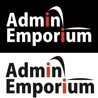 Admin Emporium Logo Design