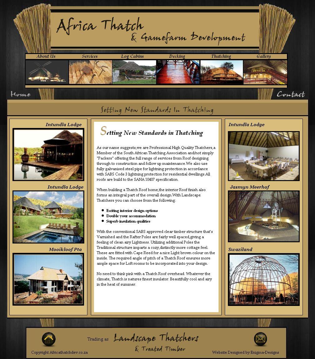 Africa Thatch & Game Farm Development