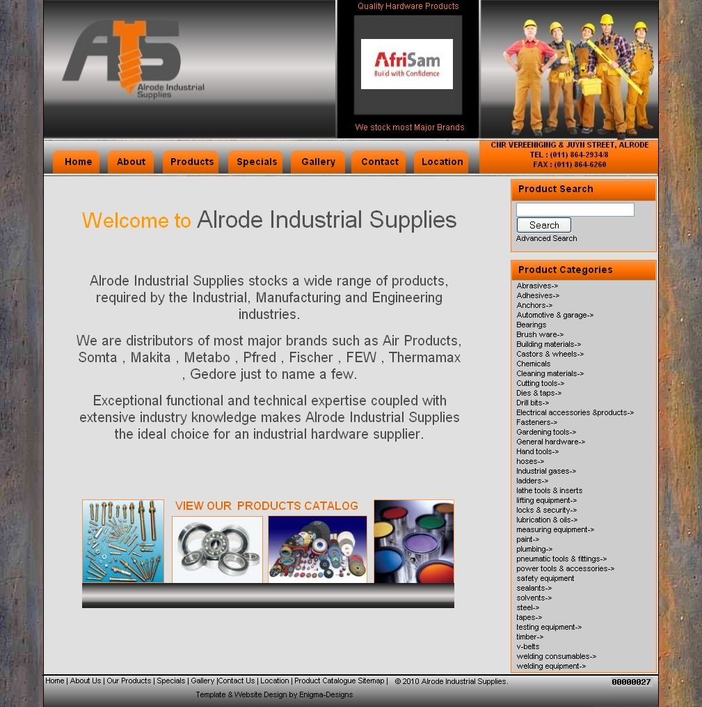 Alrode Industrial Supplies