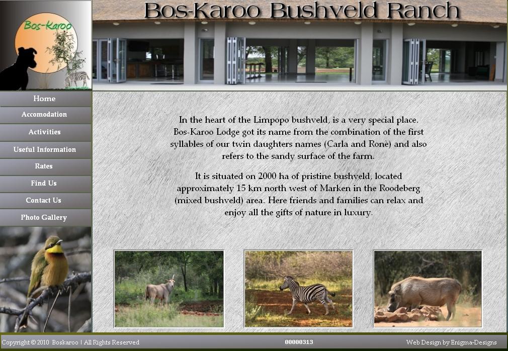 Bos-Karoo Bushveld Ranch