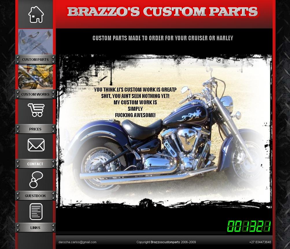 Brazzo's Custom Parts