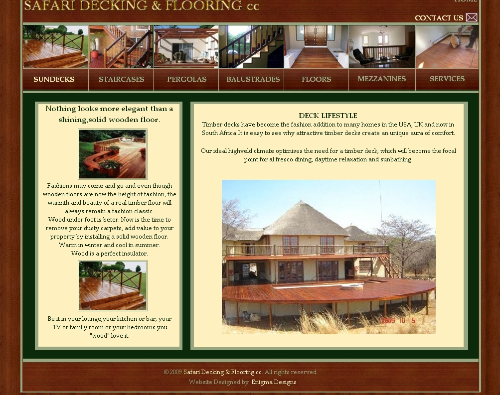 Safari Decking and Flooring cc