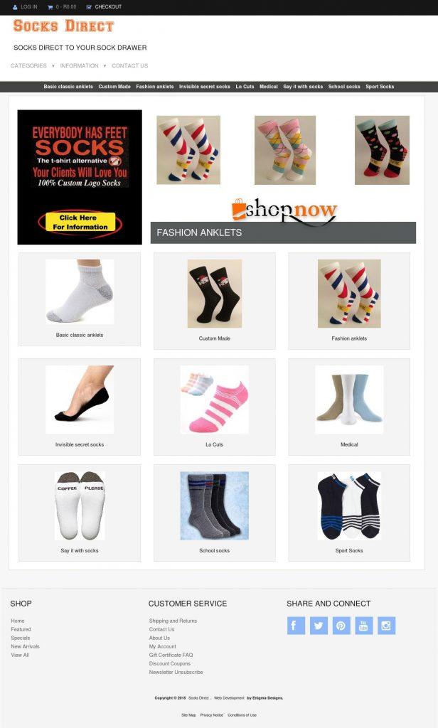 Socks Direct